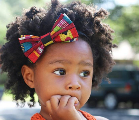 Children Bow Ties and Hair Accessories